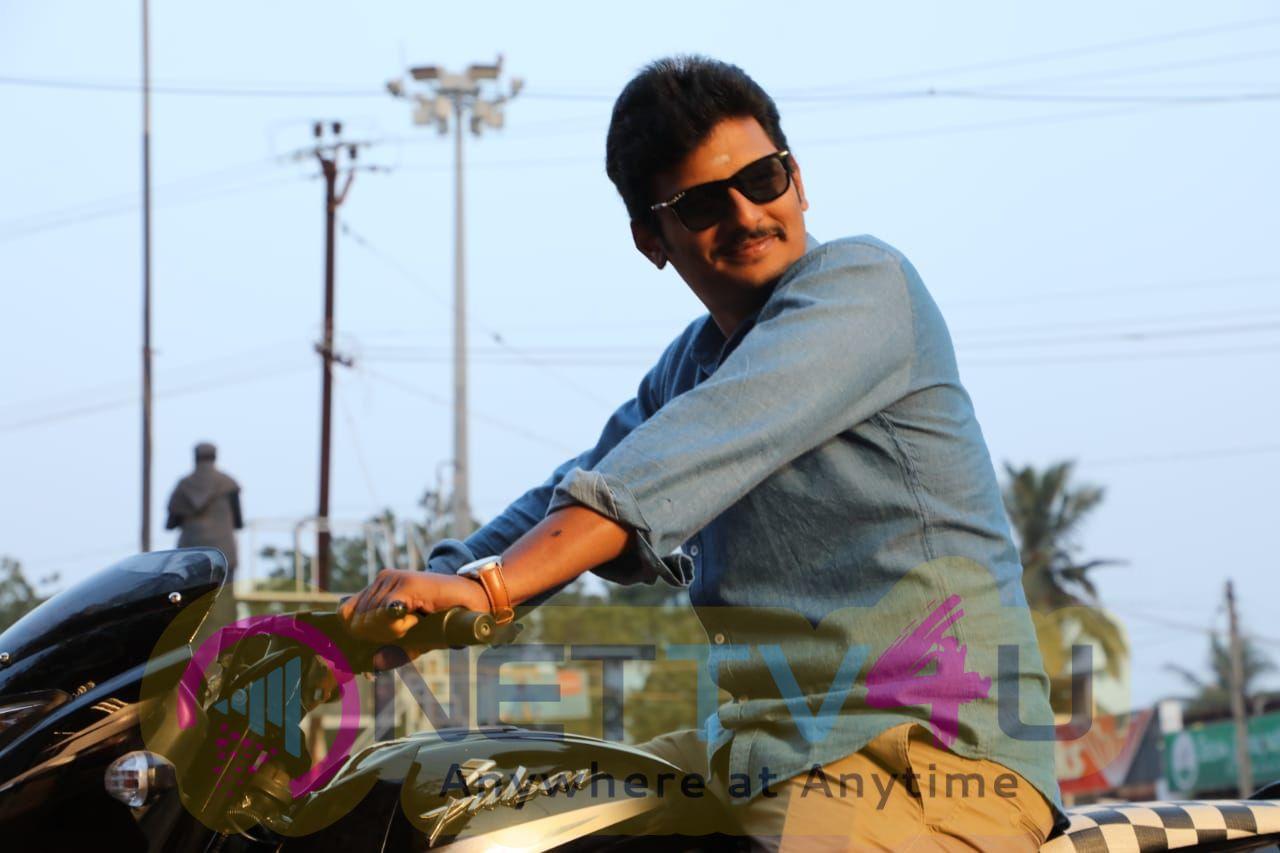 Actor Jiiva Handsome Stills