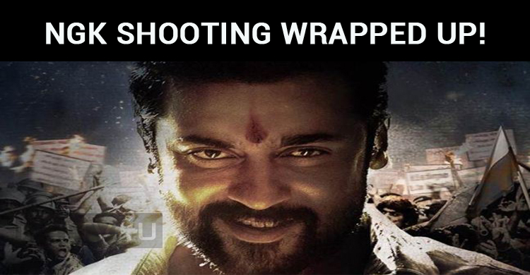 NGK Shooting Wrapped Up!