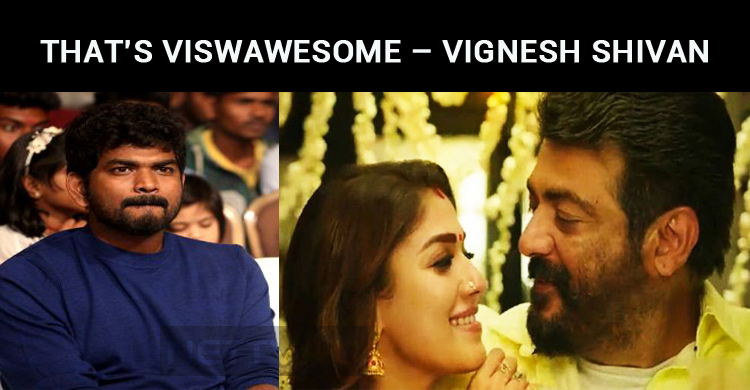 That's ViswAWESOME – Vignesh Shivan