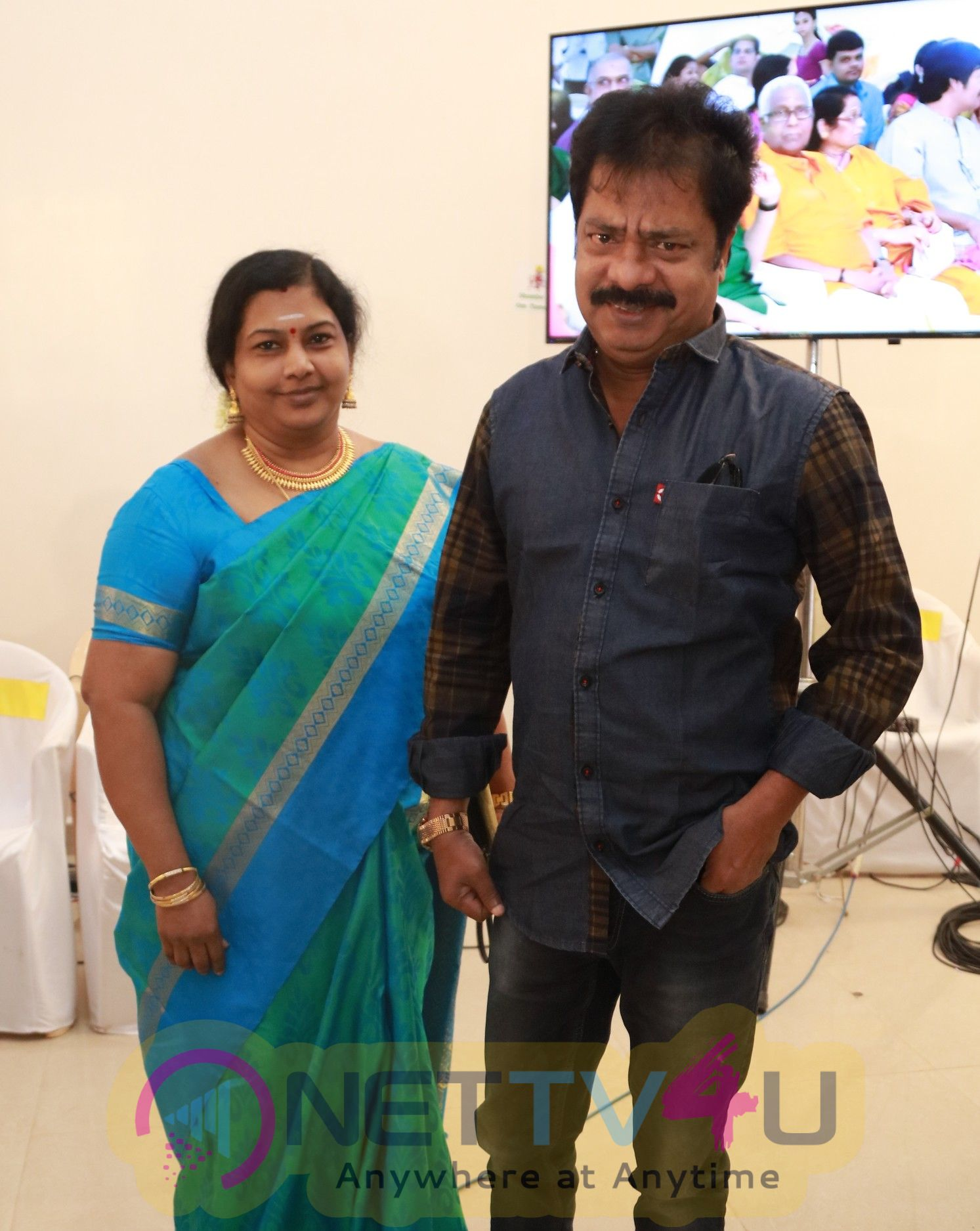 Actor Y.Gee Mahendran Son Wedding Photos