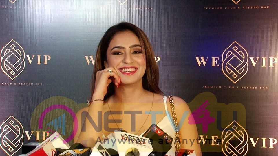 Actress Musskan Sethi Good Looking Images