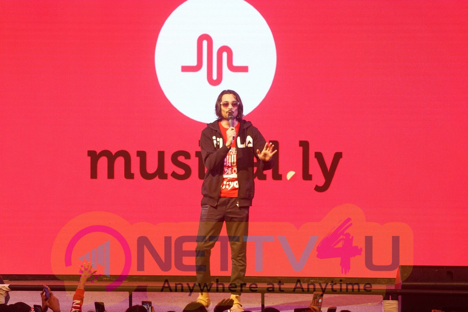 Bhuvan Bam At Musical.Ly Fest Stills Hindi Gallery
