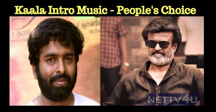 Kaala Music Director Gives The Music Choice To The Public! Tamil News