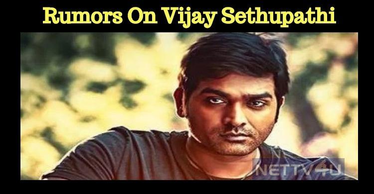 Rumors Kill The Thrill! Vijay Sethupathi's Telugu Debut Questioned! Tamil News