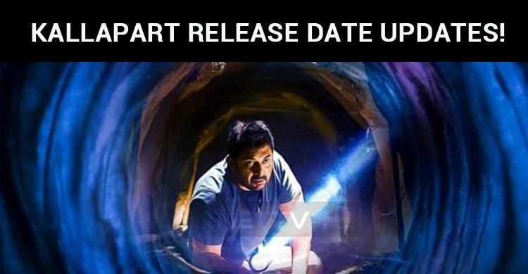 Arvind Swamy's Kallapart Release Date Updates!