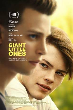 Giant Little Ones Movie Review English Movie Review