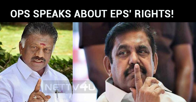 OPS Speaks About EPS' Rights!