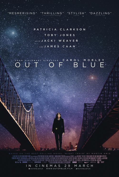 Out Of Blue Movie Review English Movie Review