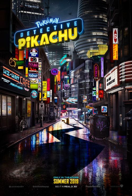 Pokemon Detective Pikachu Movie Review