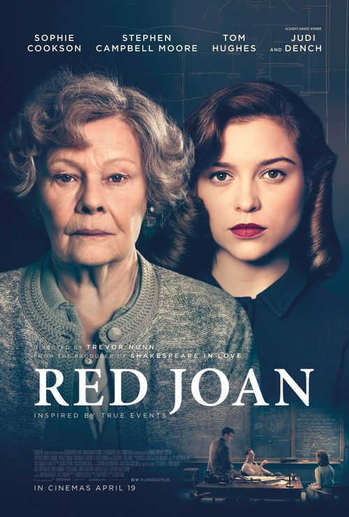 Red Joan Movie Review English Movie Review