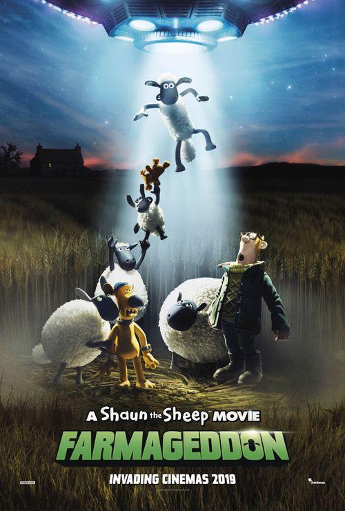 Shaun The Sheep Movie: Farmageddon Movie Review
