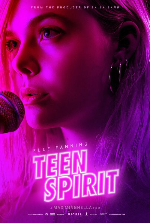 Teen Spirit Movie Review English Movie Review
