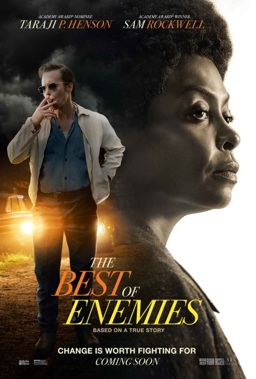 The Best Of Enemies Movie Review English Movie Review