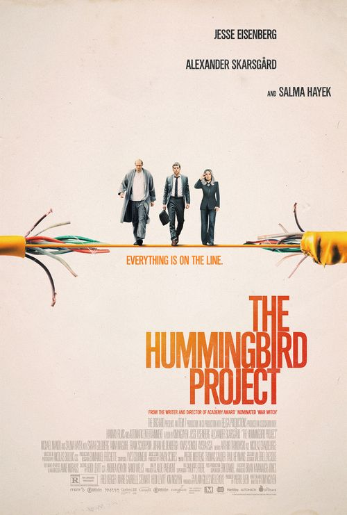 The Hummingbird Project Movie Review English Movie Review