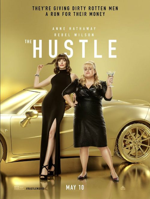 The Hustle Movie Review English Movie Review