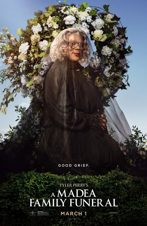 Tyler Perrys A Madea Family Funeral Movie Review English Movie Review