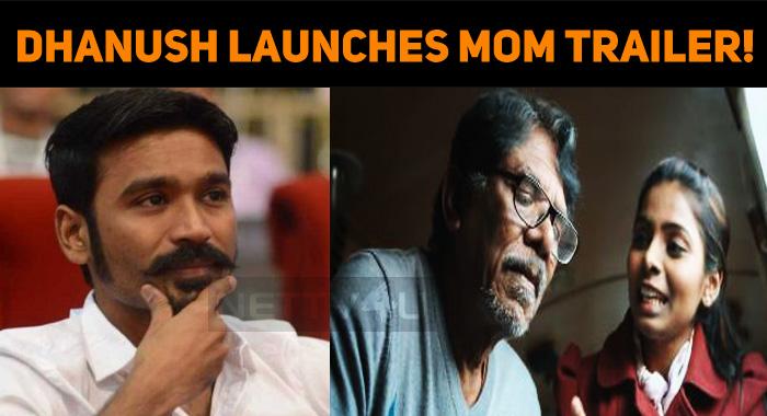 Dhanush Launches Bharathiraja's Movie Trailer!