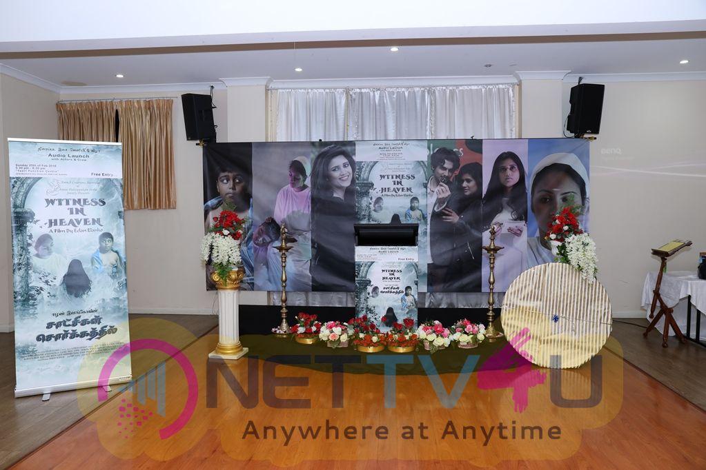 Satchigal Sorgathil Movie Audio And Trailer Launch Event Stills
