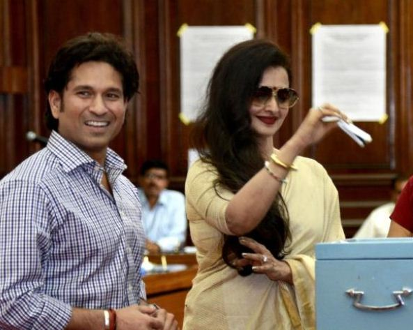 Breaking News: #Civic Polls #EPS #Human Rights Commission #SachinAnd Rekha
