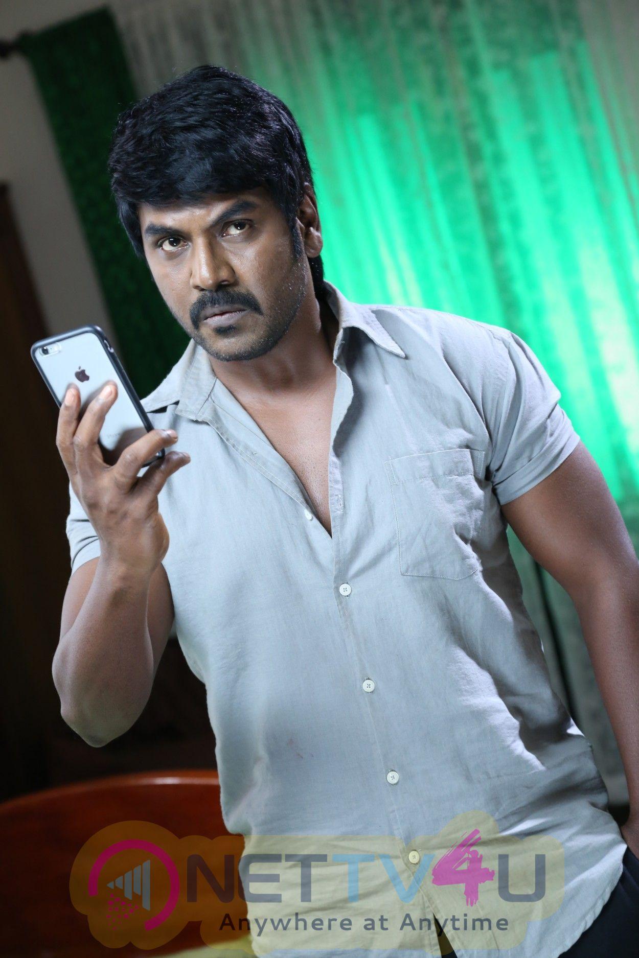 Sivalinga Tamil Movie Stunning Stills