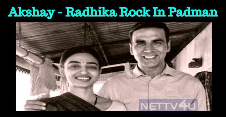 Akshay And Radhika Impress!