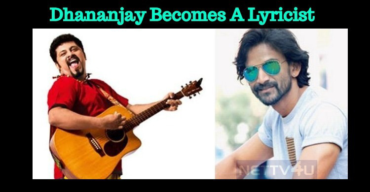 Dhananjay Penned The Lyrics For Raghu Dixit's Music!