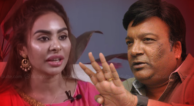 Sri Reddy Makes Accusation On Director Kona Ven..