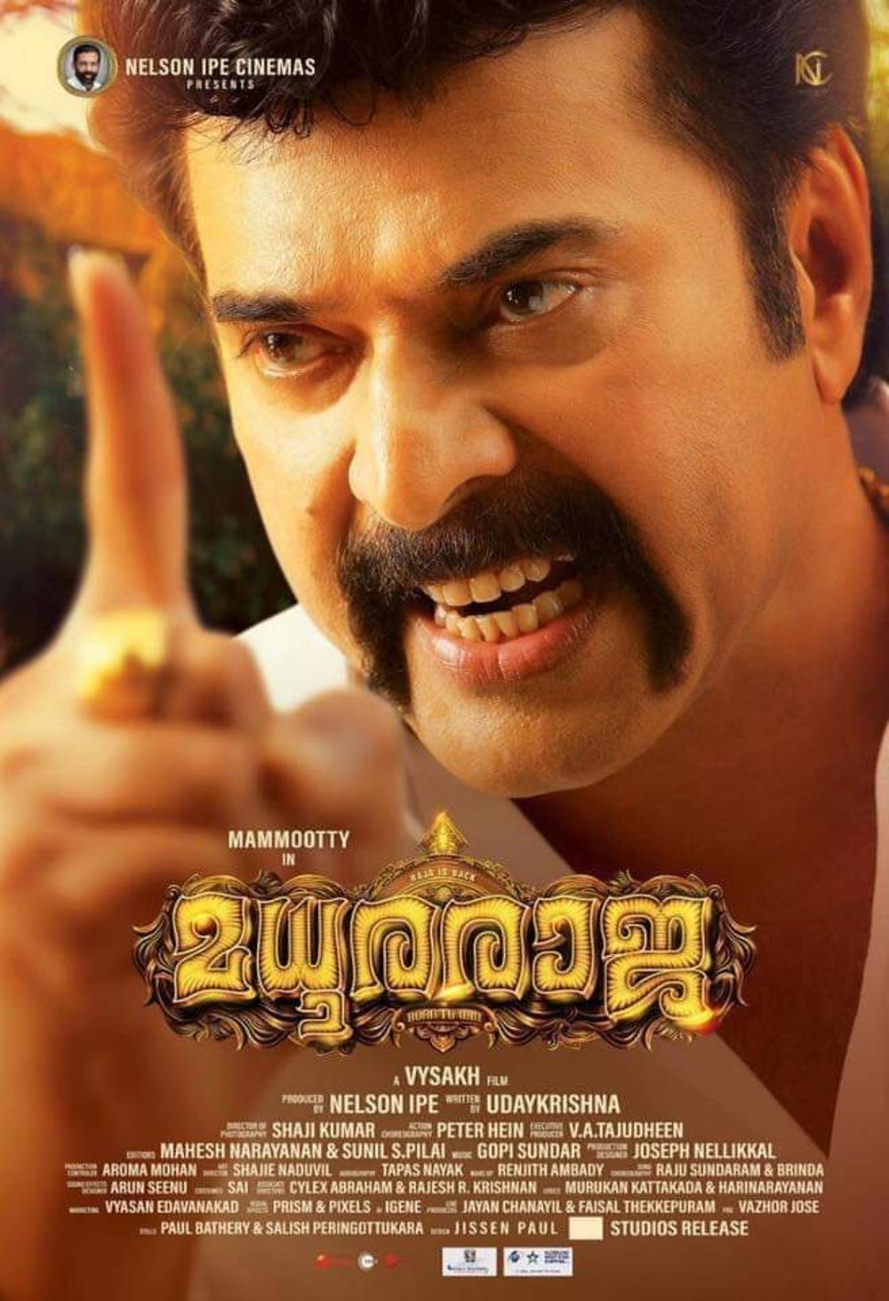 Madhura Raja Movie Review (2019) - Rating, Cast & Crew With