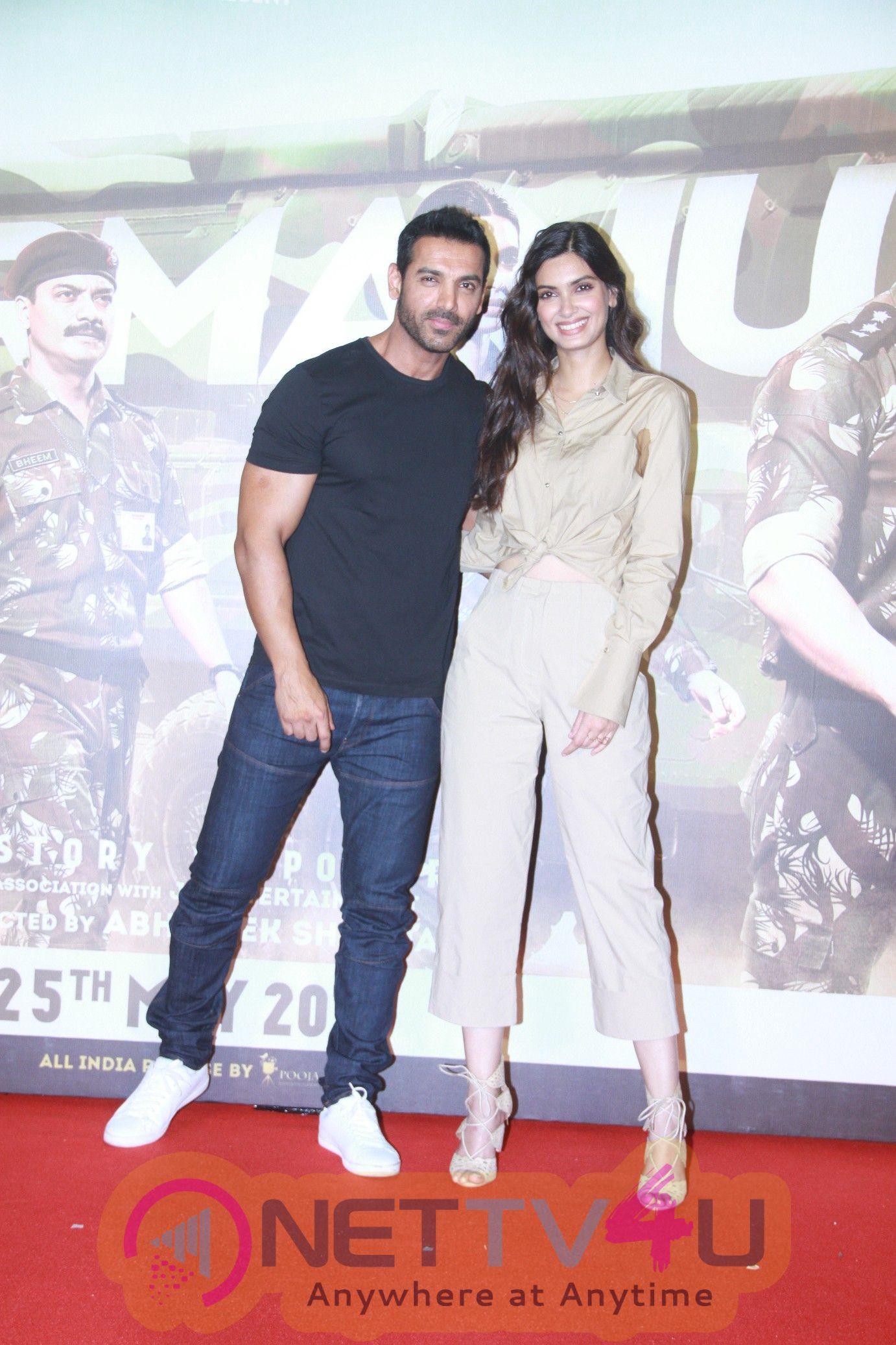 Parmanu Movie Trailer Launched