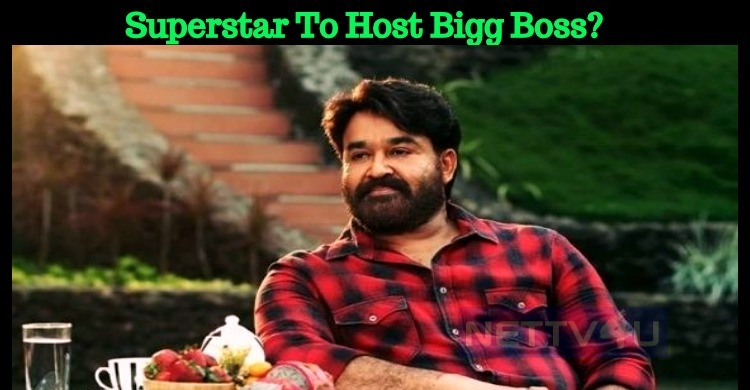 Superstar To Host Bigg Boss?