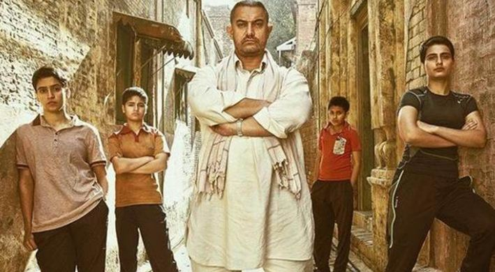 Dangal Not Only Overtook Baahubali 2 But A Hollywood Film Too!