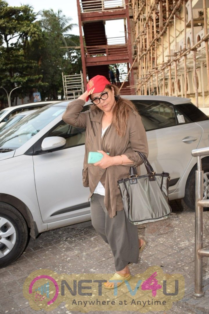Celebrities Spotted At Pvr Juhu In Mumbai Images  Hindi Gallery