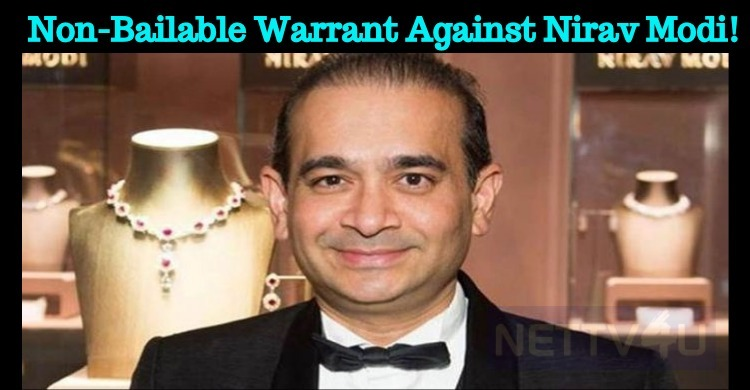 Non-Bailable Warrant Against Nirav Modi!