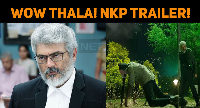 Wow Thala!!! It's Really A Nerkonda Paarvai!