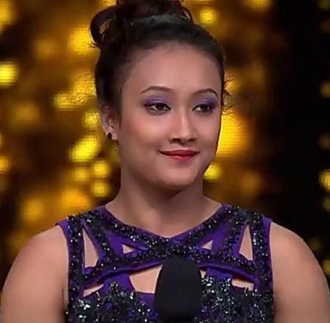 Daphisha Kharbani Hindi Actress