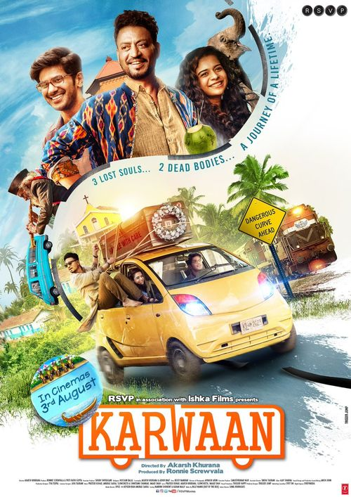 Karwaan Movie Review Hindi Movie Review