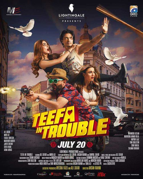 Teefa In Trouble Movie Review Hindi Movie Review
