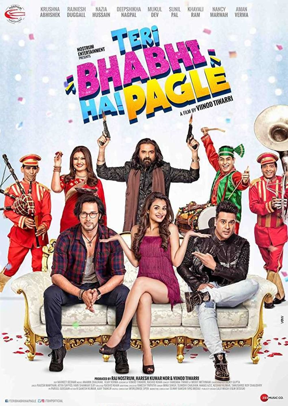 Teri Bhabhi Hai Pagle Movie Review