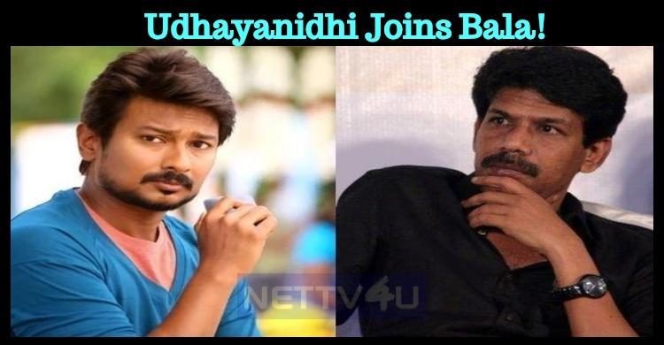 Udhayanidhi Joins Bala!