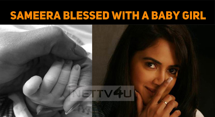 Suriya's Heroine Blessed With A Baby Girl