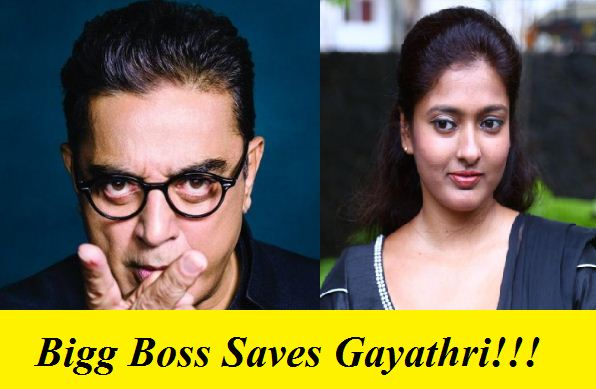 Bigg Boss Saves Gayathri And Earns Aversion! Tamil News