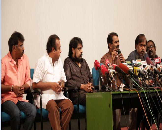 Tamil Directors' Association Requests CM To Restore Chevalier Sivaji Statue!