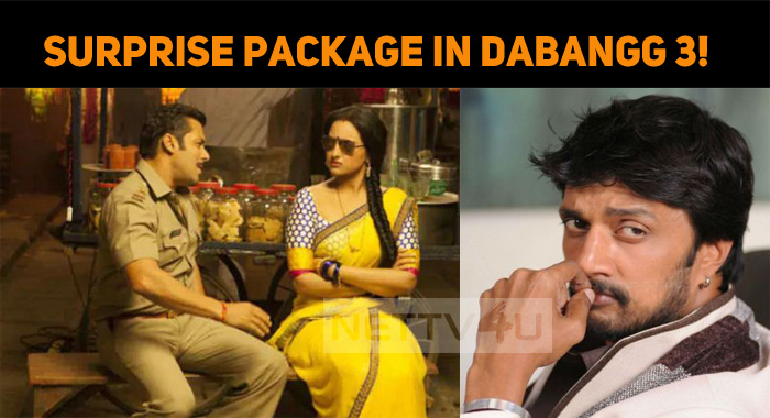 Surprise Package In Dabangg 3!