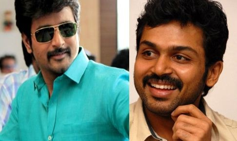 Karthi To Have Sivakarthikeyan Connection! Tamil News