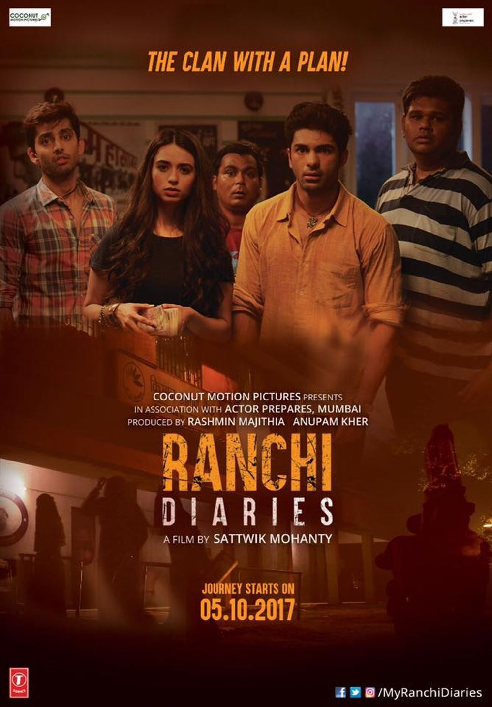 Ranchi DiariesMovie Review Hindi Movie Review