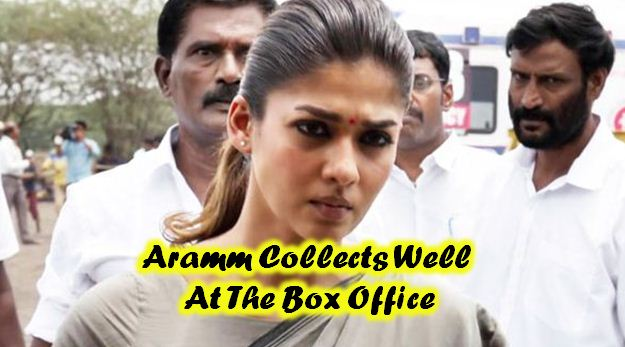Nayan Starrer Aramm's Second Day Box Office Collection Report!