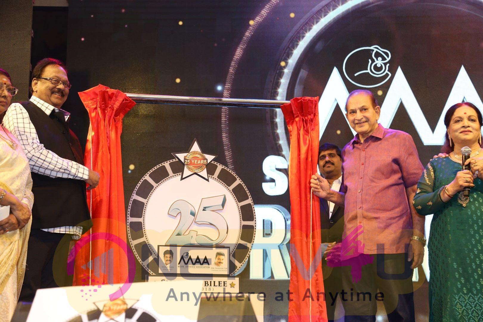 MAA Silver Jubilee Celebrations Images Telugu Gallery