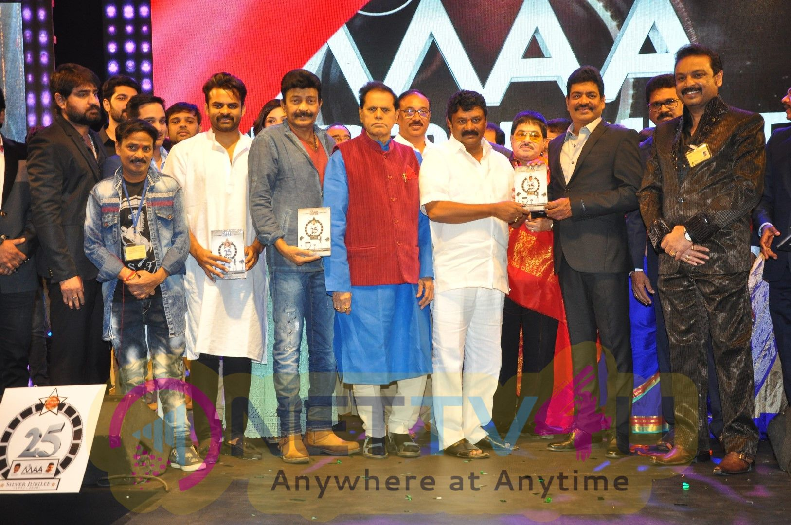 MAA Silver Jubilee Celebrations Images Telugu Gallery