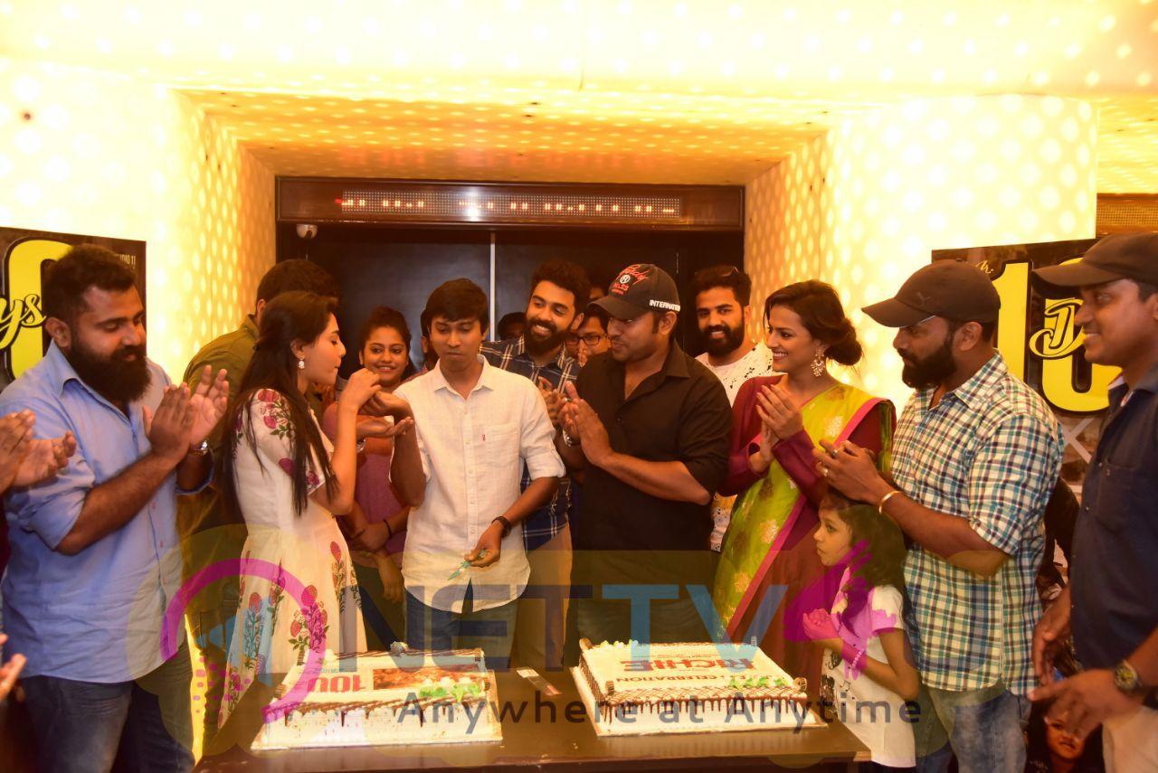 Njandukalude Naattil Oridavela 100 Days Celebration Pics Malayalam Gallery