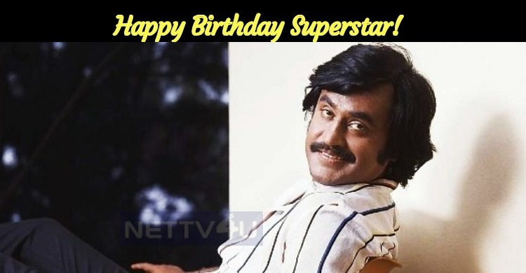 Happy Birthday Superstar!